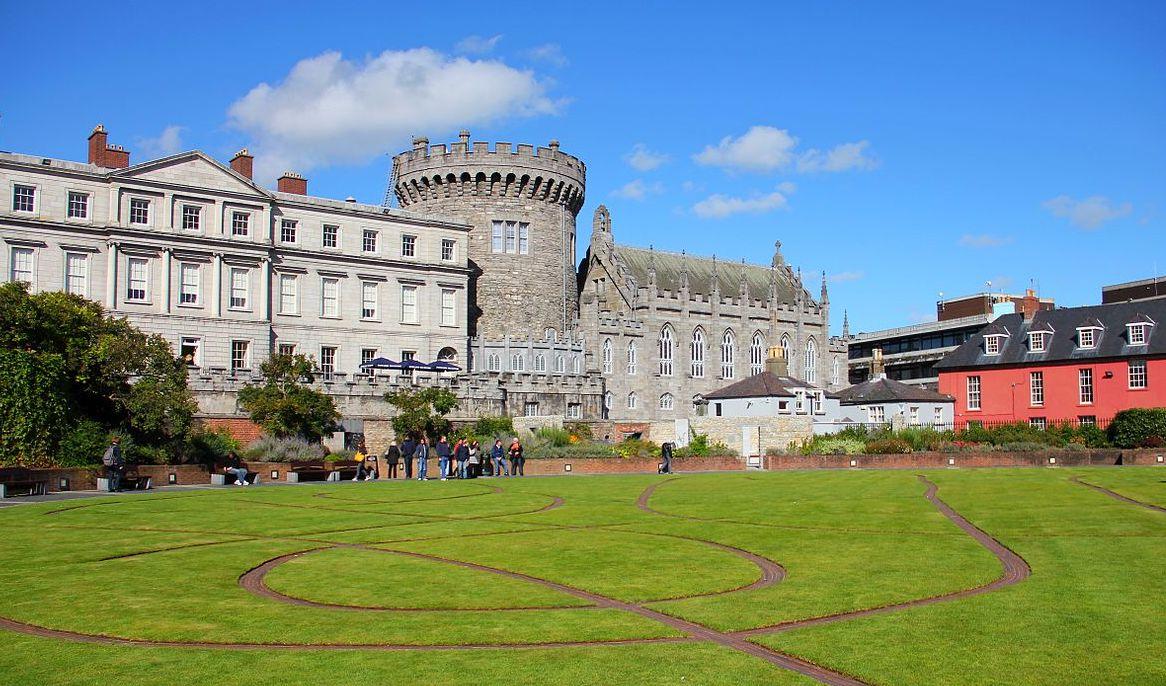dublin_castle_ireland_lustforthesublime