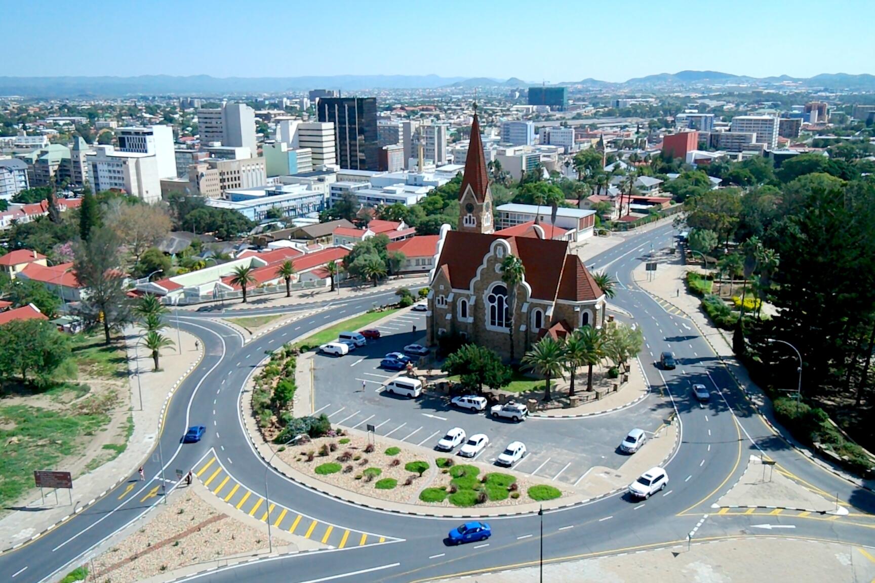 windhoek-namibia-city-center-lustforthesublime