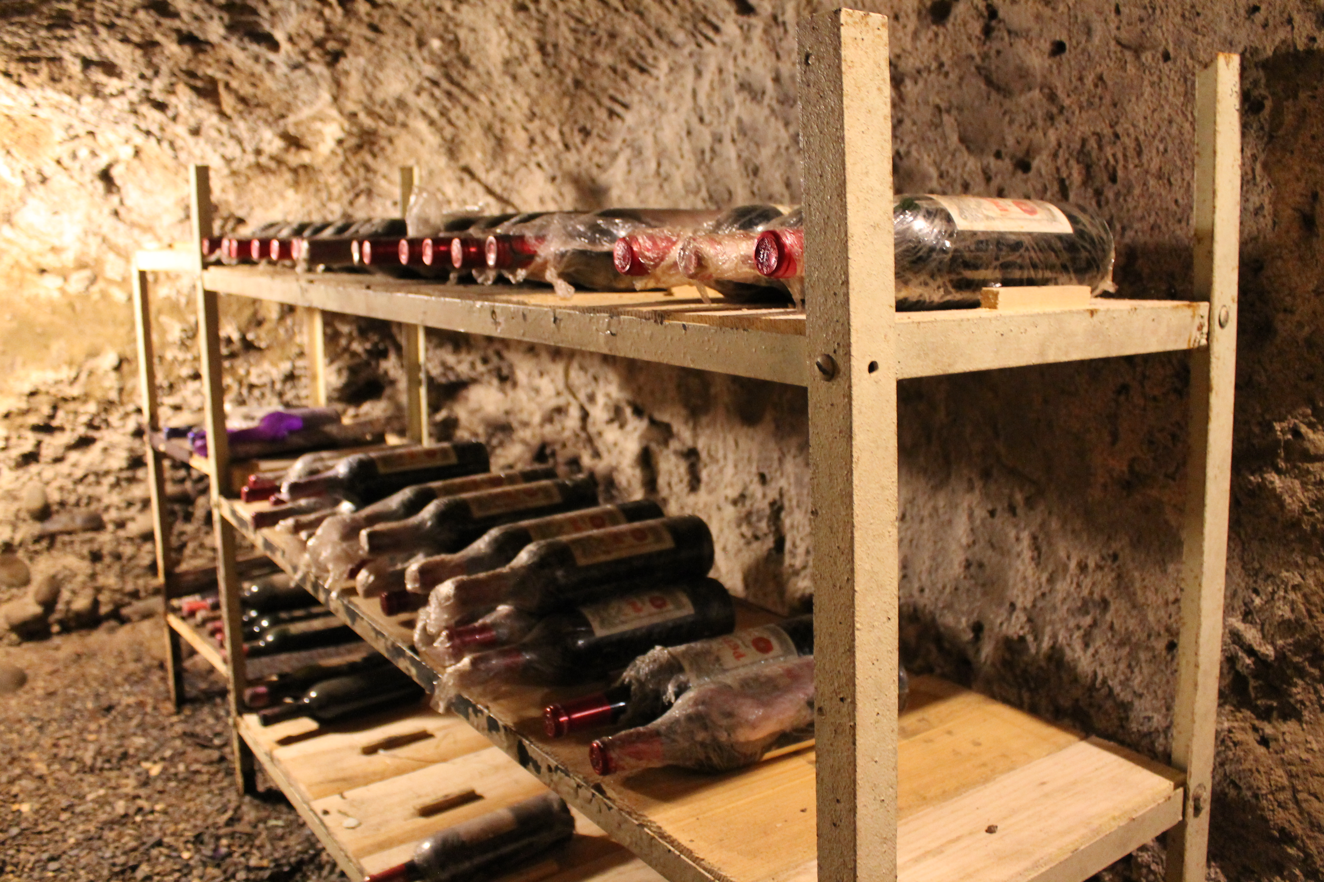 wine-cellar-provence-france-lustforthesublime